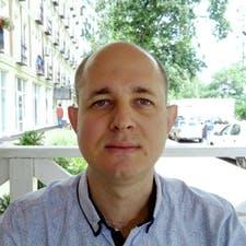 Client Євгеній К. — Ukraine, Kyiv.