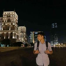 Freelancer Elchin G. — Azerbaijan, Баку. Specialization — Web programming, JavaScript