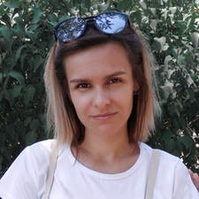 Freelancer Елена С. — Ukraine, Mariupol. Specialization — Web design, Social media page design