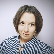 Freelancer Евгения Ц. — Ukraine, Kharkiv. Specialization — Presentation development, Social media page design
