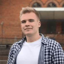 Freelancer YURII H. — Ukraine, Lvov. Specialization — Social media marketing, Website SEO audit