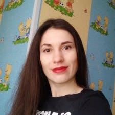 Фрілансер Елена И. — Україна, Дніпро. Спеціалізація — Дизайн сайтів, Транскрибування