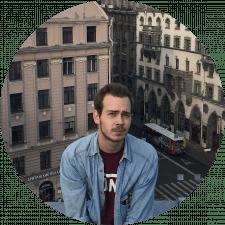 Freelancer Никита Ф. — Russia, Saint-Petersburg. Specialization — HTML/CSS, JavaScript