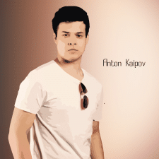 Фрілансер Anton Kaipov — Логотипи, Векторна графіка