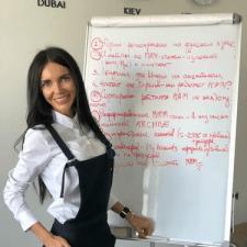 Фрилансер Tatiana F. — Украина, Киев. Специализация — Управление проектами, Английский язык