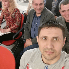 Фрилансер Роман Г. — Украина, Киев. Специализация — Администрирование систем, Компьютерные сети