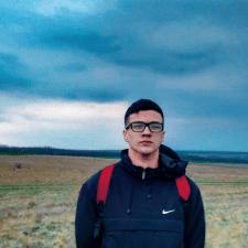 Фрилансер Данил У. — Украина, Мариуполь. Специализация — HTML/CSS верстка, Javascript