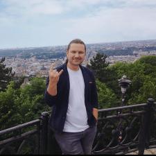 Фрилансер Виктор Кателевский — Дизайн сайтов, Дизайн интерфейсов