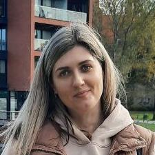 Freelancer Елена Х. — Ukraine, Krivoi Rog. Specialization — HTML/CSS, Website development