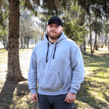 Freelancer Георгій П. — Ukraine, Rovno. Specialization — HTML/CSS, JavaScript