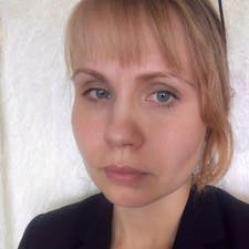 Фрілансер Дарья Я. — Росія, Чита. Спеціалізація — Гібридні мобільні додатки, C#