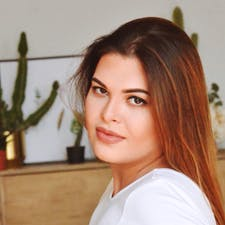 Freelancer Карина Б. — Ukraine, Kharkiv. Specialization — Web design, Interface design