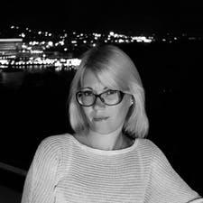 Freelancer Екатерина М. — Ukraine, Kharkiv. Specialization — Web design, Business card design