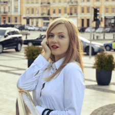 Freelancer Екатерина Р. — Ukraine, Kyiv. Specialization — Text translation, Text editing and proofreading