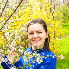 Фрилансер Екатерина А. — Украина, Херсон. Специализация — Полиграфический дизайн