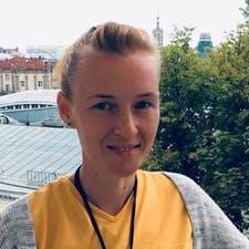 Фрилансер Маргарита К. — Украина, Харьков. Специализация — Управление клиентами/CRM