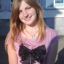 Freelancer Khrystyna O. — Ukraine, Lvov. Specialization — Web programming