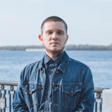 Freelancer Кирилл М. — Ukraine, Dnepr. Specialization — Web design, Mobile apps design