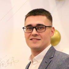 Freelancer Кирилл П. — Russia, Krasnoyarsk. Specialization — Apps for iOS (iPhone/iPad), Mobile apps design