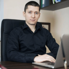 Freelancer Андрей К. — Ukraine, Dnepr. Specialization — Apps for Android, Apps for iOS (iPhone/iPad)