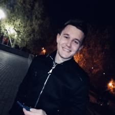 Freelancer Vlad T. — Ukraine, Zaporozhe. Specialization — HTML/CSS, Web programming