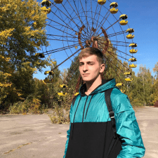 Freelancer Костя Ш. — Ukraine, Kyiv. Specialization — HTML/CSS, Web programming