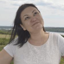 Freelancer Oksana L. — Ukraine, Dnepr. Specialization — Web design, Website development