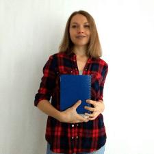 Freelancer Оксана Коломієць — Content management, Article writing
