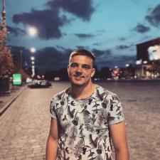 Freelancer Danil K. — Ukraine, Kharkiv. Specialization — HTML/CSS, JavaScript