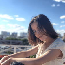 Freelancer Елизавета Лаговская — Content management, Social media advertising
