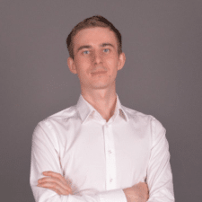 Freelancer Вадим Л. — Ukraine, Kyiv. Specialization — Blockchain, Website development