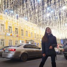 Freelancer Валерия П. — Ukraine, Kharkiv. Specialization — Architectural design, Customer support