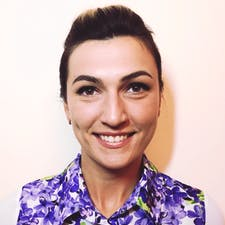 Freelancer Lilia O. — Ukraine, Kyiv. Specialization — Content management, Project management