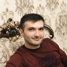 Freelancer Руслан Б. — Russia, Astrahan. Specialization — HTML/CSS, JavaScript