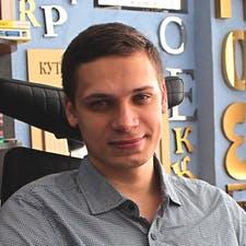 Фрилансер Яков В. — Украина, Киев. Специализация — Предметный дизайн, Наружная реклама