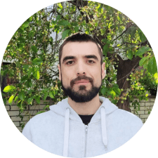 Фрилансер Дмитрий В. — Украина, Запорожье. Специализация — Дизайн сайтов, Создание сайта под ключ