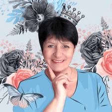 Фрилансер Марина Г. — Россия, Краснодар. Специализация — Баннеры, Оформление страниц в социальных сетях