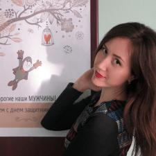Фрилансер Маргарита Симоненко