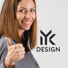Freelancer Мария К. — Ukraine, Kyiv. Specialization — Logo design, Corporate style
