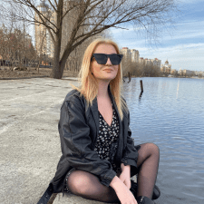 Freelancer Мария Т. — Ukraine, Kyiv. Specialization — English, Information gathering