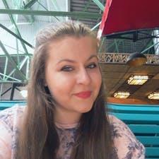 Фрилансер Марина О. — Украина, Киев. Специализация — Продвижение в социальных сетях (SMM), Контент-менеджер