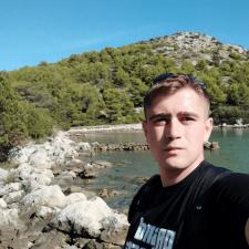 Freelancer Ярослав Б. — Ukraine, Novomoskovsk. Specialization — JavaScript, HTML/CSS