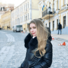 Client Марина К. — Ukraine, Kyiv.