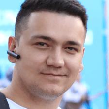 Freelancer Muhammadali K. — Uzbekistan, Ташкент. Specialization — Web programming, Web design