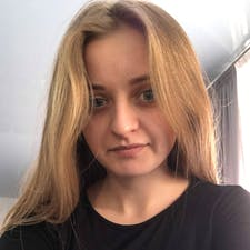 Freelancer Надія К. — Ukraine, Zhitomir. Specialization — Article writing, Social media page design