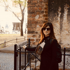Freelancer Olesia Nazar — Content management, Poems, songs, prose