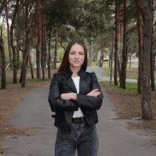 Фрилансер Ольга Ж. — Украина, Киев. Специализация — HTML/CSS верстка, Javascript