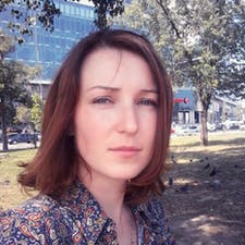 Client Olga Y. — Ukraine, Kyiv.