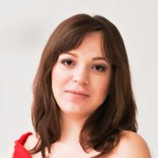 Фрилансер Ольга С. — Беларусь, Минск. Специализация — Дизайн сайтов
