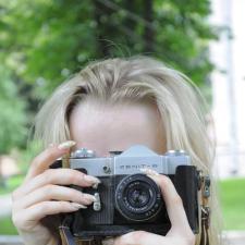 Freelancer Olha V. — Ukraine, Kyiv. Specialization — Social media marketing, Social media page design